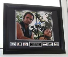 "A246BRD BURT REYNOLDS - ""DELIVERANCE"" SIGNED"